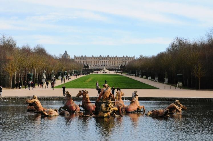 Versailles Photo Credit to Ionut Varciu